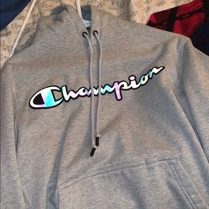 Reflective Champion Hoodie
